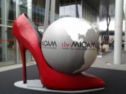 tobia longarini high fashion shoes:  fiera rho milano the micam, pad. 1 luxury stands b 29 c28-30