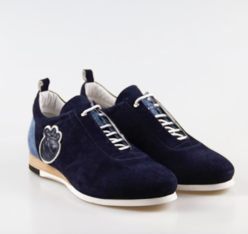tobia longarini Footwear crafted Lancelot Low