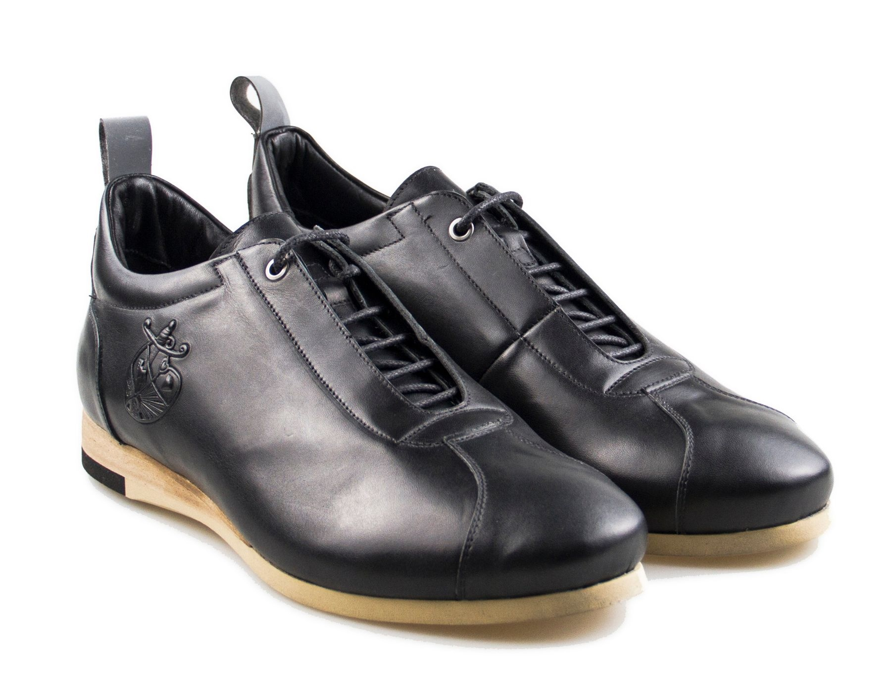 tobia longarini footwear crafted lancillotto dakota low art. ll259